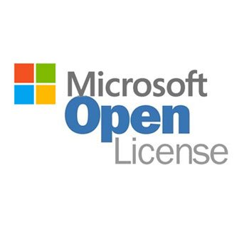 Microsoft Open Licence LOGO