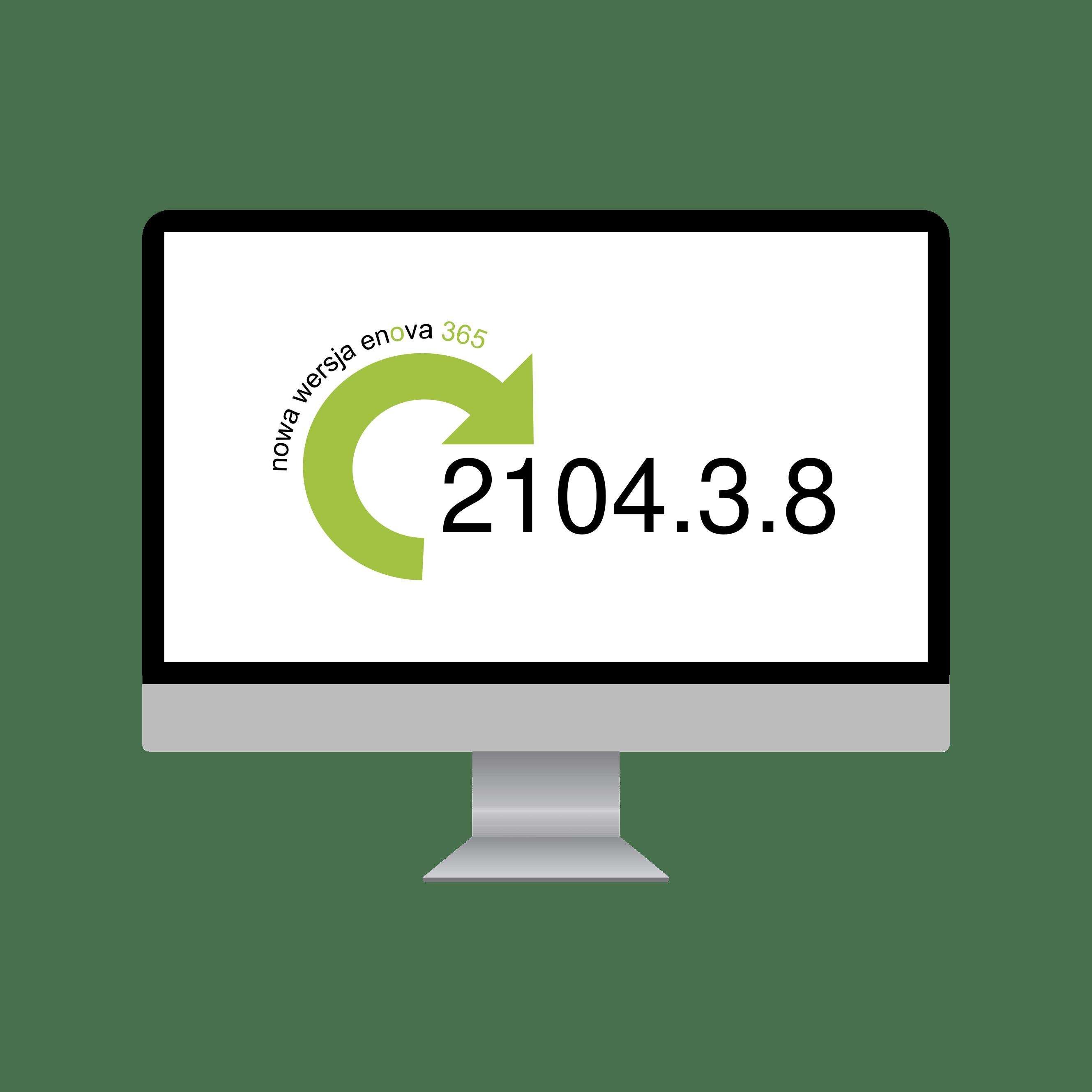 enova365 wersja 2104.3.8