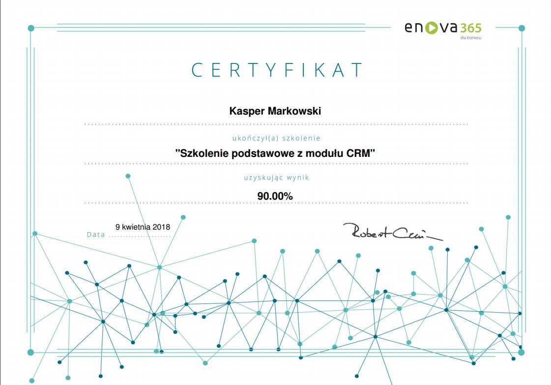 enova365_Certyfikat_podstawowy_CRM