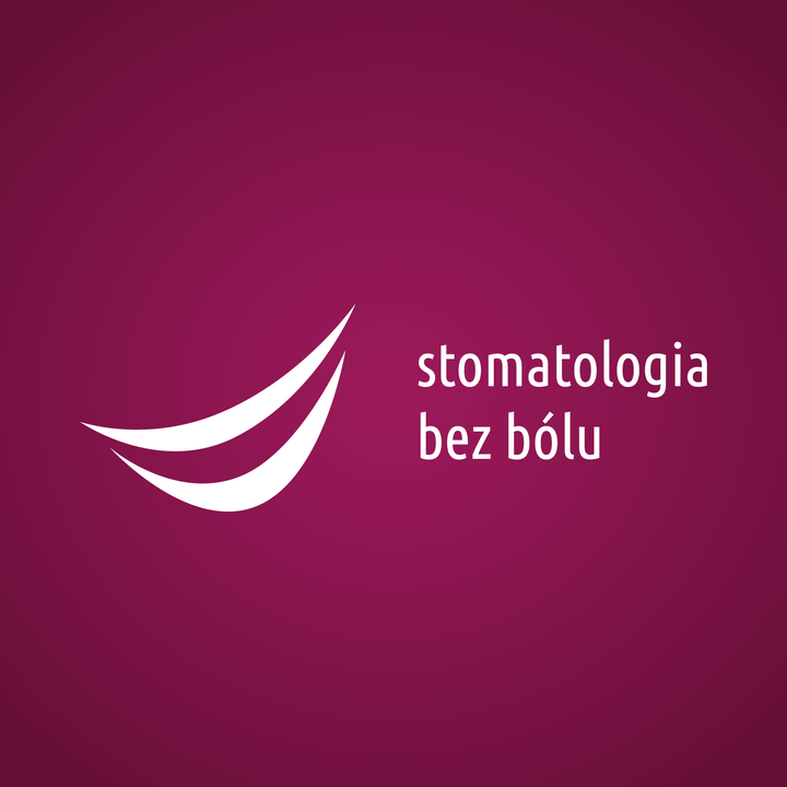 Logo stomatologia bez bólu