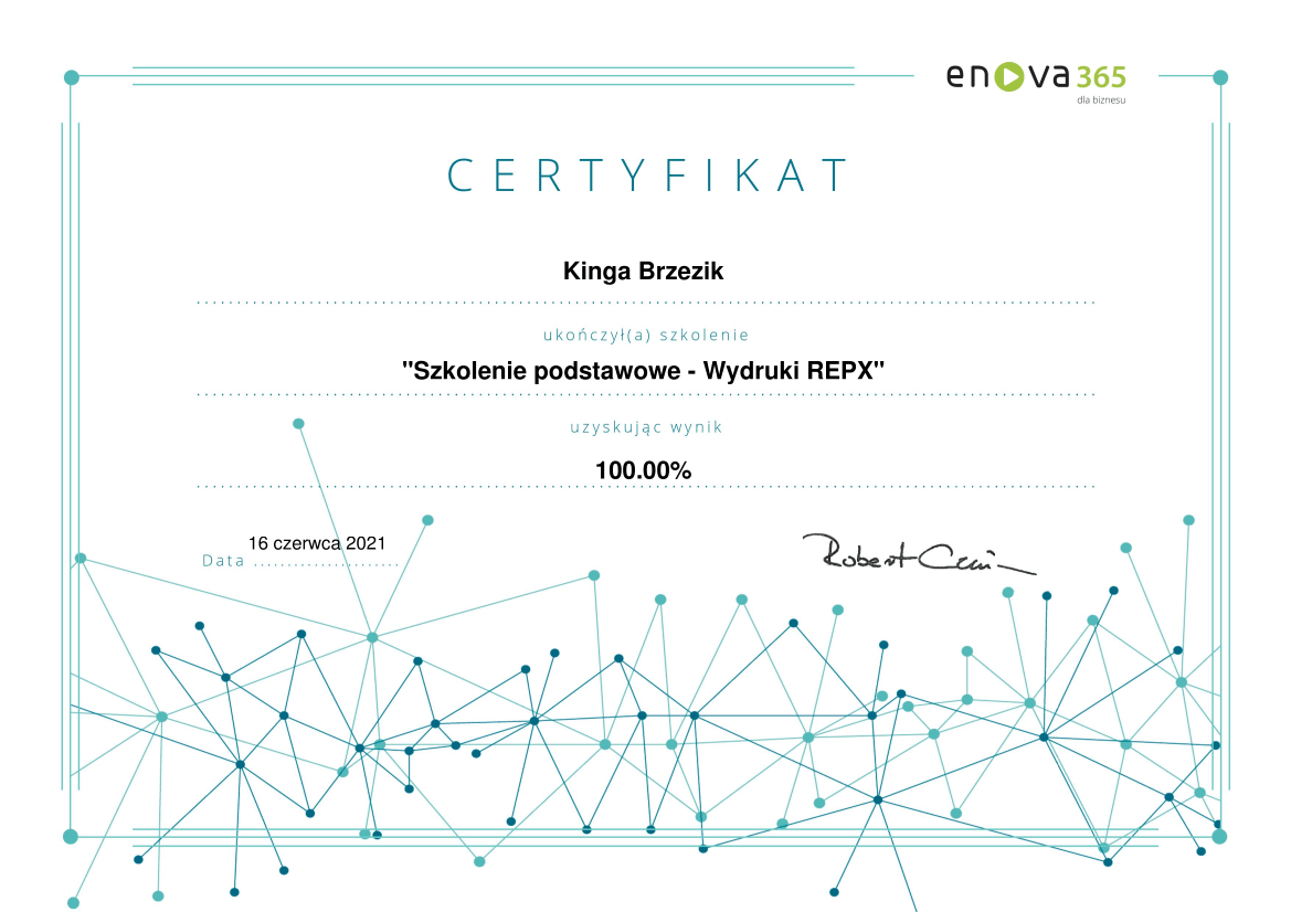 enova365_Certyfikat_wydruki_REPX